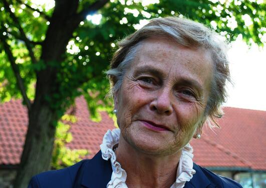Professor Kjersti Fløttum ved Universitetet i Bergen