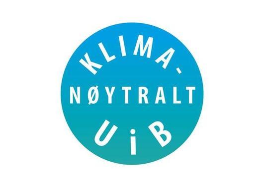 Merke for Klimanøytralt UiB