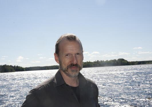 Portrett Knut Graw