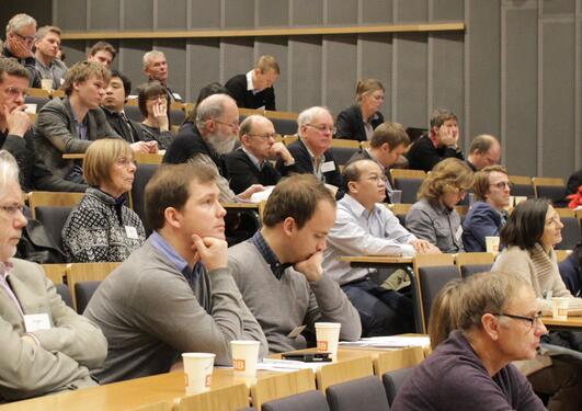 Konferansedeltakarar Forskermøte 2015