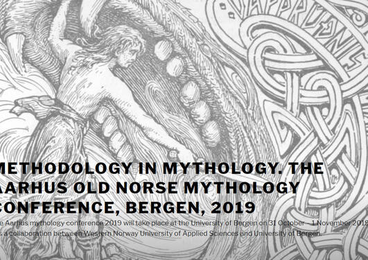 Methodology in mythology, konferanse Bergen 2019