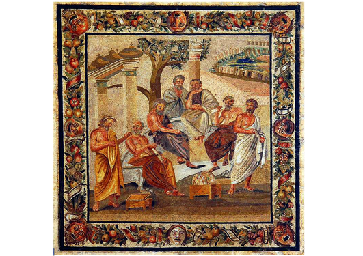 Pompeii Mosaic School