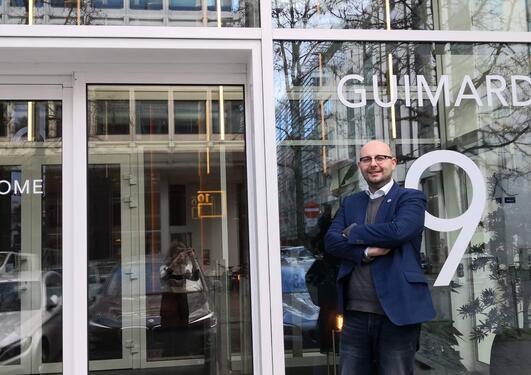 Nytt Brusselkontor