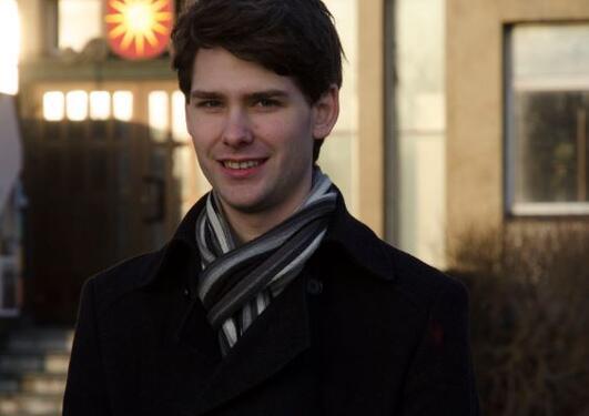 Alumni-mentor Kristoffer L Seivåg