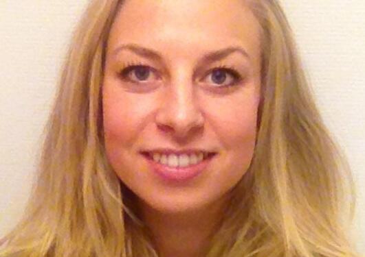 Portrait of Kristi Krüger.