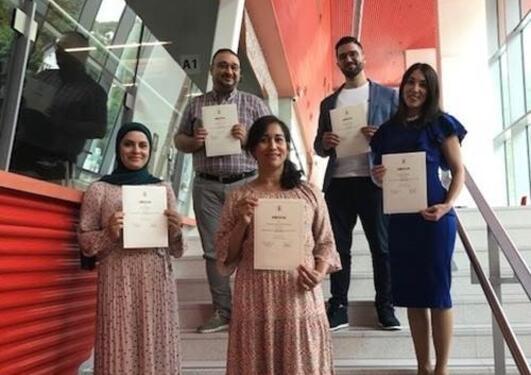 Kvalifiseringskandidater ferdige i 2021