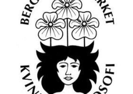 Logoen til Bergensnettverket for kvinner i filosofi