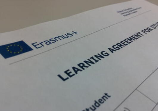 The Erasmus+ Learning Agreement for Studies