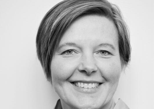 Laila Grønn-Jensen, mastergrad i barnevern