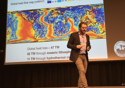 Foredrag av Lars-Kristian Trellevik