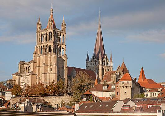 Illustrasjonsfoto: Lausanne