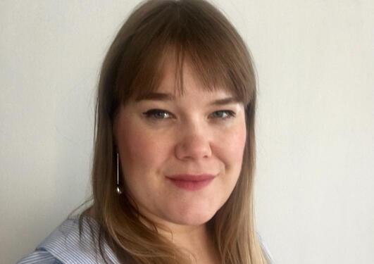 Daglig leder i kommunikasjonsbyrået Mannheimer, Lene Bergmann