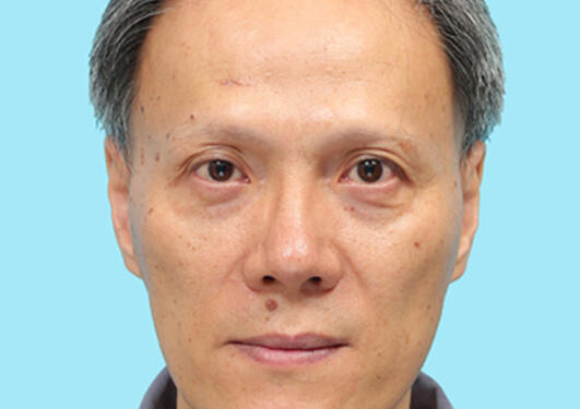 Portrett av professor Lin Feng