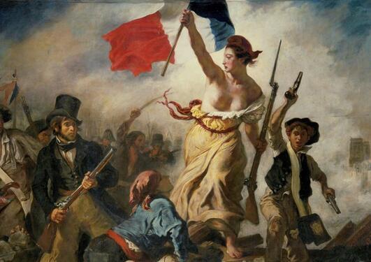 Bilde fra den franske revolusjonen