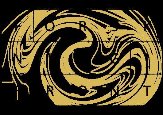 Forskning i front logo