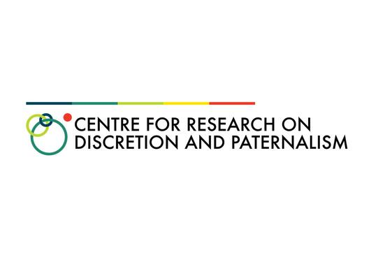 Logo  for Centre for Research on Discretion and Paternalism
