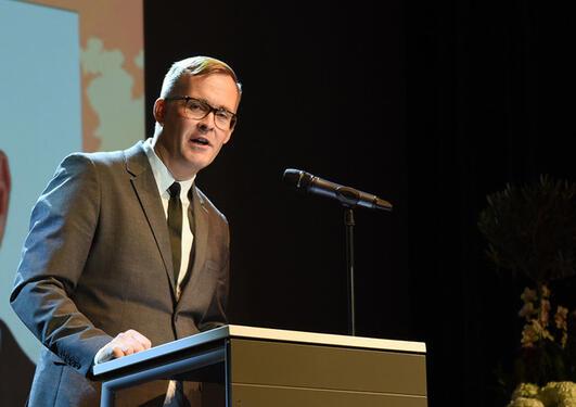 Konferansebilde Odin Lysaker