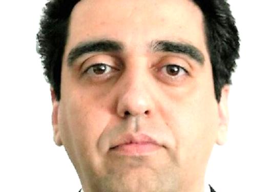 Portrait photo of Mahdi Fallah