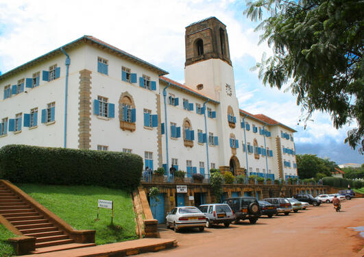 Makerere University Campus