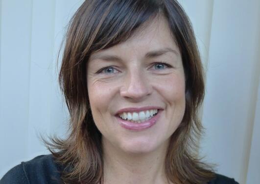 Portrett av månedens alumn i mars 2017, Agnethe Lund