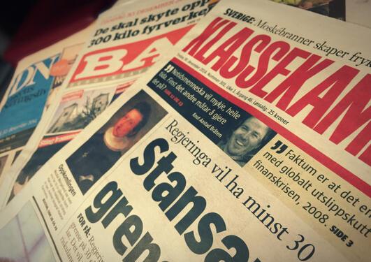 Mangfold i mediene