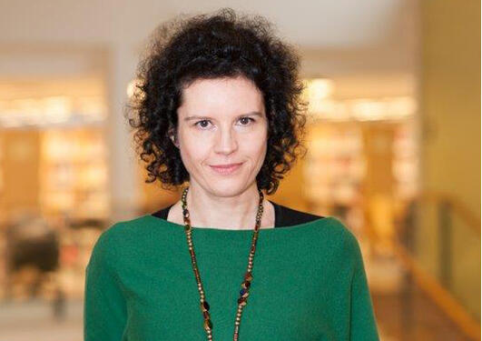 UB Direktør Maria Carme