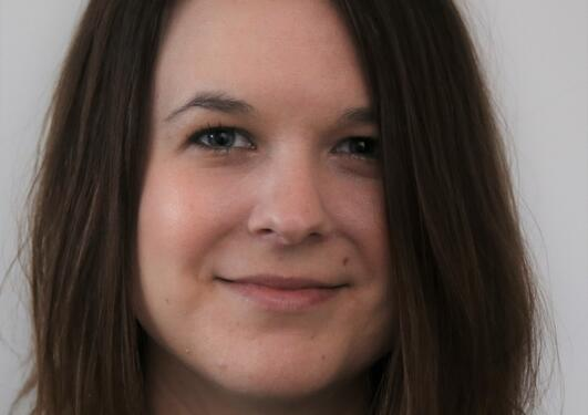 Alumni-mentor Marianne Holmedal
