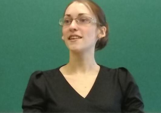 Portrait of Marion Claireaux