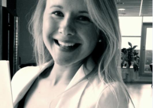 Alumni-mentor Mari Oppegård
