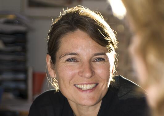 Professor Marit Skivenes at the University of Bergen, Norway