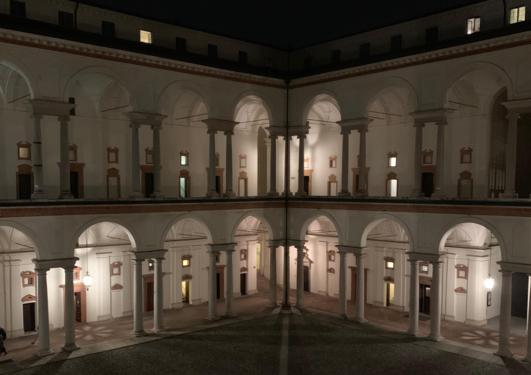 Masterclass in Pavia