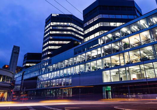 MediaFutures i Media City Bergen
