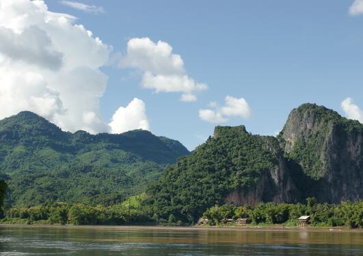 The Mekong River