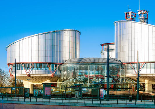 Building of the European Court of Human Rights