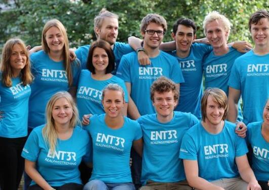 Bilde av Ent3r-mentorer