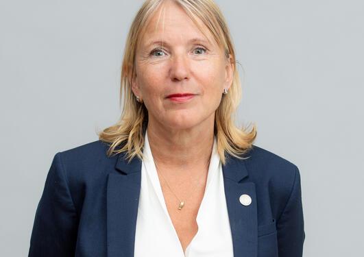 Rektor Margareth Hagen