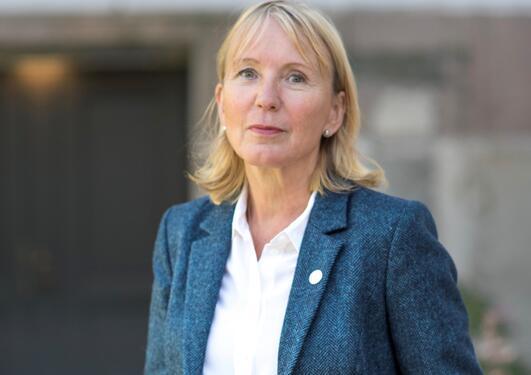 Margareth Hagen, rektor ved UiB
