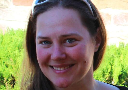 Portrettfoto av Melanie Underwood