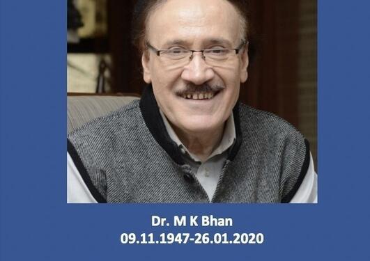 Dr. Bhan