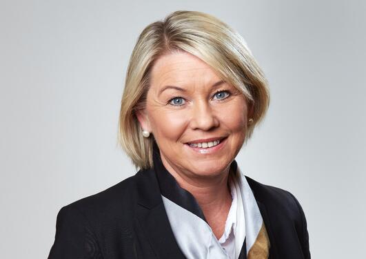 Næringsminister og UiB-alumn Monica Mæland.