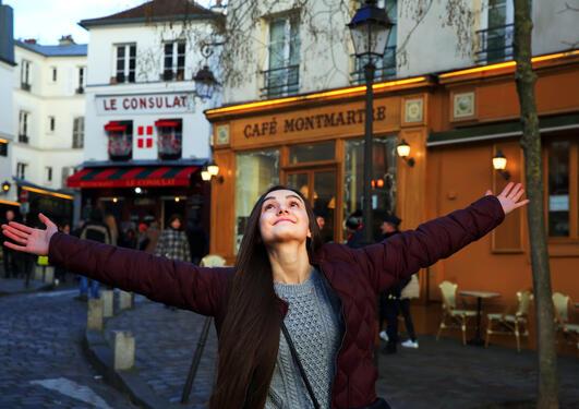 Student Montmartre