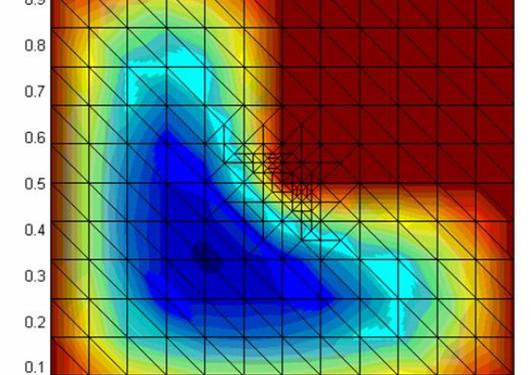 Adaptive mesh
