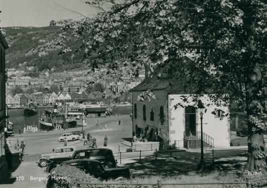 Muren i Bergen