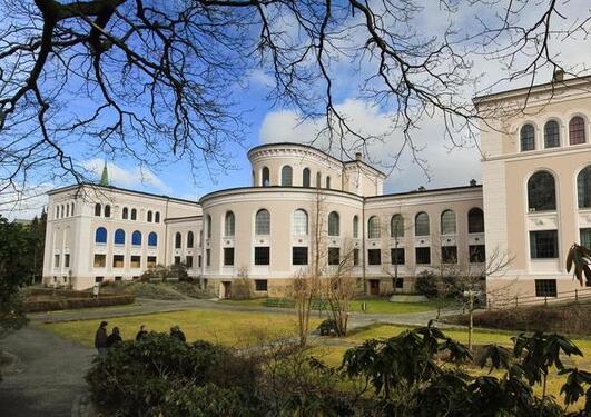 Bilde av Universitetsmuseet i Bergens fasade