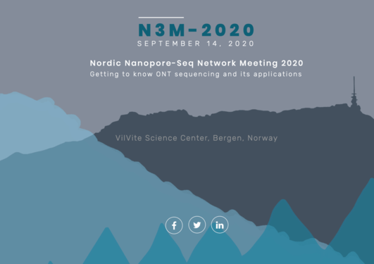 The Nordic Nanopore-Seq Network