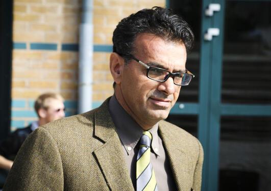 Nasser Karami, Institutt for geografi.