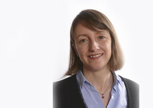 Portrett av Nathalie Reuter