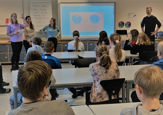 TVEPS Nattland skole