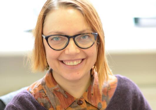 Photo of Lina Navickaitė-Martinelli