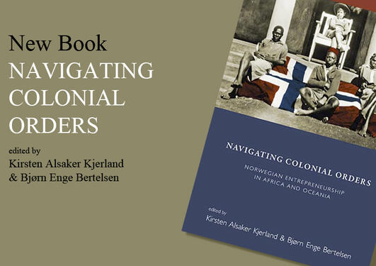Navigation Colonial Orders